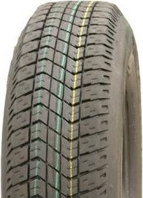 "ASSEMBLY - 13""x4.50"" Galvanised Rim, 5/4½"" PCD, ST175/80D13 6PR STD1000 HS Tyre"