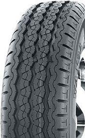 "ASSEMBLY - 12""x4.00"" Galvanised Rim, 5/4½"" PCD, 155R12C 8PR WR082 LT Tyre"