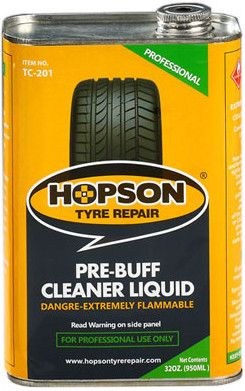 Hopson Liquid Buffer Cleaner, 950ml Tin - TC-201
