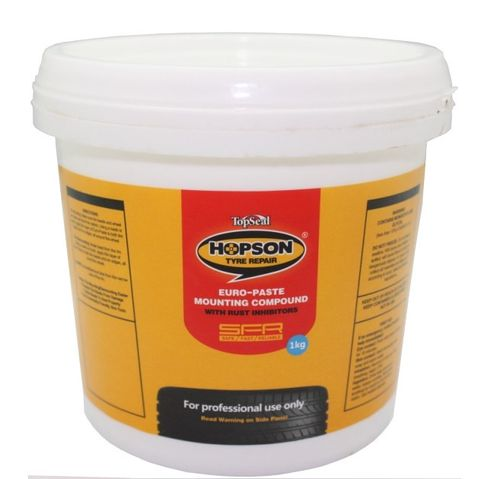 Hopson Tyre Mounting Paste (Wax) - White, 1Kg - TC-5011