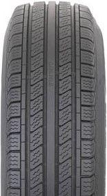 ST205/75R15 8PR 107M/102M Carlisle Radial Trail HD Trailer Tyre (205/75-15)
