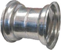 """8""""x8.00"""" Galvanised Rim, 4/4"""" (4/101.6mm) PCD, 70mm Bore, ET0"""