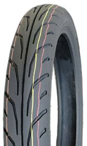 80/90-14 4PR/40P TL V9589 Goodtime Directional Scooter Tyre