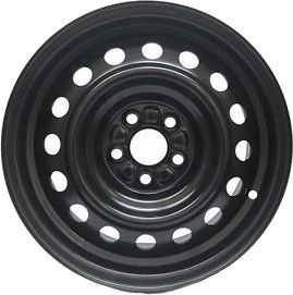 "14""x5.50"" Steel Rim, 5/4½"" (5/114.3mm) PCD, 72mm Bore, ET+35, Toyota style"