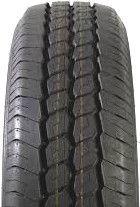 "ASSEMBLY - 13""x4.50"" Galv Rim, 5/4¼"" PCD, 165R13C 8PR LT Tyre"