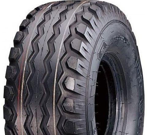 "ASSEMBLY - 15.3""x9.00"" Steel Rim,6/205mm PCD,12.5/80-15.3 14PR HF258 Imp AW Tyre"