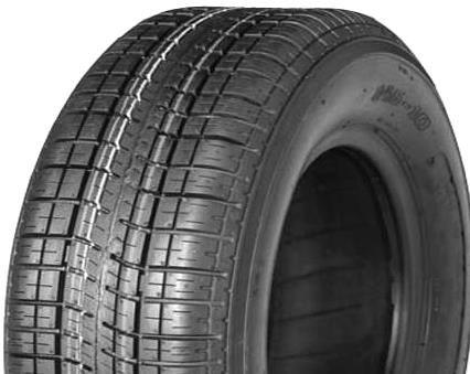 "ASSEMBLY - 10""x4.00"" Galv Rim, 5/4¼"" & 5/4½"" PCD, 145-10 6PR KT747 Trailer Tyre"