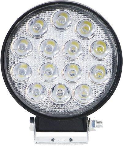 42W LED Flood Beam Round Worklight