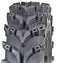 28/10-14 6PR TL OUT & BACK Max STI ATV Tyre - 51mm Tread Depth