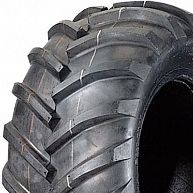 "ASSEMBLY - 8""x7.00"" Steel Rim, 18/950-8 4PR HF255 Tractor Lug Tyre, 1"" HS Brgs"