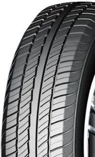 "ASSEMBLY - 14""x5.50"" Galvanised Rim, 5/4½"" PCD, 175/70R14C 8PR Light Truck Tyre"
