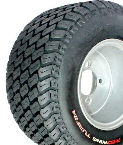 16/650-8 4PR TL TURF 24 Redwing S-Block Turf Tyre