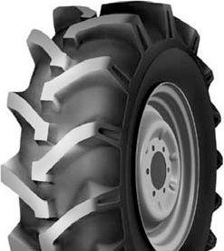 7-16 6PR/84A6 TT HS605 Tiron R-2 Tractor Lug Tyre & Tube Set - deep lug