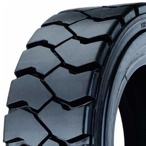 750-15 12PR TT QH201 Forerunner Forklift Tyre, Tube & Flap Set