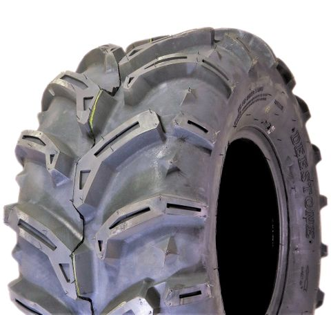 26/12-12 6PR/58F TL D932 Deestone Swamp Witch Directional ATV Tyre (26/1200-12)