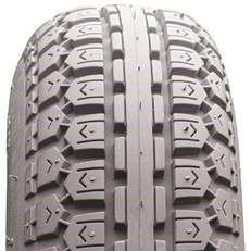 480/400-8 C168G Primo Block Grey Wheelchair / Mobility Tyre