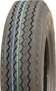 480-12 4PR TL [Various Brands] Highway Trailer Tyre