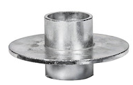 Blank Hub - 750kg, no studs, HUB ONLY, NO AXLES