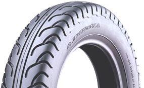 300-4 4PR TT IA2804 Innova Road Grey Wheelchair / Mobility Tyre (10x3) (260x85)