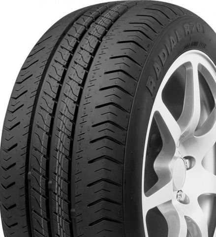 195/60R12C 104/102N R701 Linglong High Speed Trailer Tyre