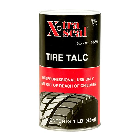 Tyre Talc French Chalk - 400g Shaker