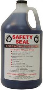 Safety Seal Tyre Slick Bead Mounting Lube Concentrate - 1 US Gallon