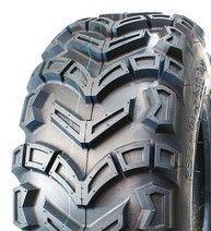 25/8-12 (205/80-12) 4PR TL Unilli UN713 Directional Grip ATV Tyre