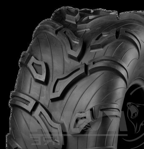 25/10-12 4PR/45L TL KA404 Kuma ATV Tyre (S3108)