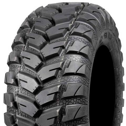 25/8R12 (205/80R12) 6PR/43N TL DI2037 Duro Frontier Radial ATV Tyre (25/8-12)