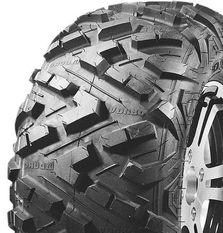 25/10R12 6PR/50N TL Duro DI2039 Power Grip V2 Utility Radial ATV Tyre (25/10-12)