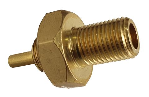 Inflation Adaptor for Earthmover Large Bore Valve