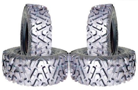 COMBO (2x ea) - 26/9R12 & 26/12R12 UN723 Unilli Utility Grip ATV Tyres