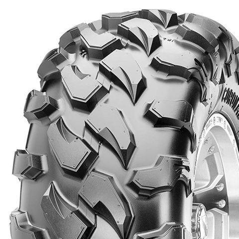 25/10R12 8PR MU9C Maxxis Coronado SxS Radial Rear ATV Tyre