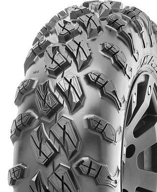 28/11R15 6PR TL Maxxis MU9H Radial Rear ATV Tyre (28/11-15) - **OE Honda Talon**