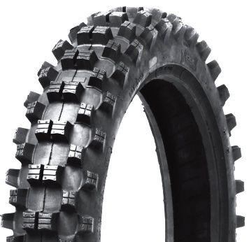 80/100-12 4PR/50M TT P2006 Journey Knobby Motorcycle Tyre (300-12)