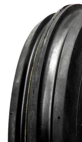 350-6 4PR TT D401 Deestone F-2 3-Rib Tyre