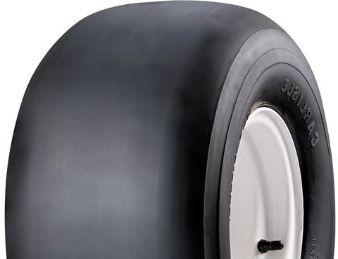"""ASSEMBLY - 4""""x2.50"""" Steel Rim, 8/300-4 4PR Smooth Tyre, 25mm HS Bearings"""