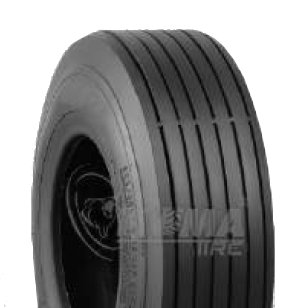 "ASSEMBLY - 6""x82mm Steel Rim, 13/500-6 4PR K804 Multi-Rib Tyre, 1"" Bushes"