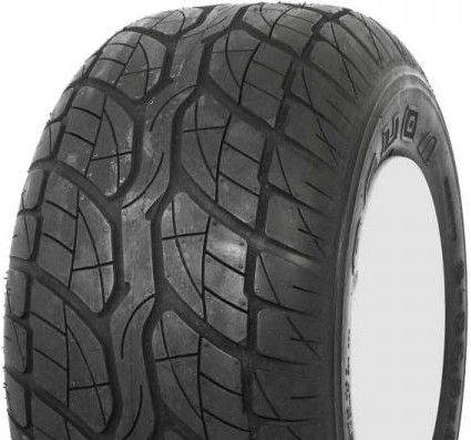 "ASSEMBLY - 12""x7.00"" Galv Rim, 4/4"" PCD, 215/40-12 4PR DI5009 Golf Cart Tyre"