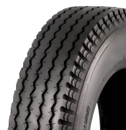 "ASSEMBLY - 8""x2.50"" Galv Rim, 4/4"" PCD, 480/400-8 8PR K703 HS Trailer Tyre"