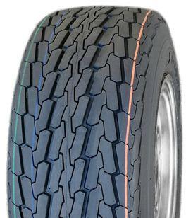 "ASSEMBLY - 8""x7.00"" Galv Rim, 4/4"" PCD, 18.5/8.5-8 6PR KT705 HS Trailer Tyre"