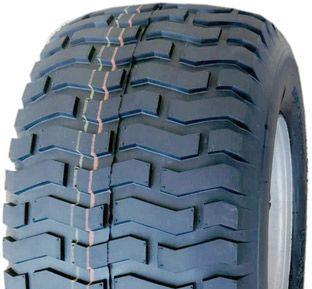 """ASSEMBLY - 8""""x7.00"""" Steel Rim, 18/850-8 4PR V3501 Turf Tyre, 25mm Keyed Bush"""