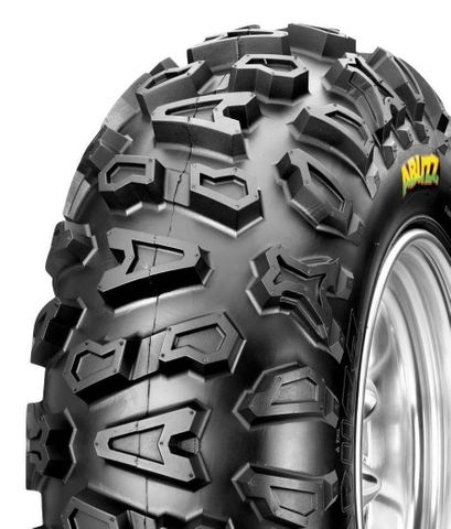 26/9-14 6PR TL CST CU01 Abuzz Utility Grip Front ATV Tyre - **OE CF Moto**