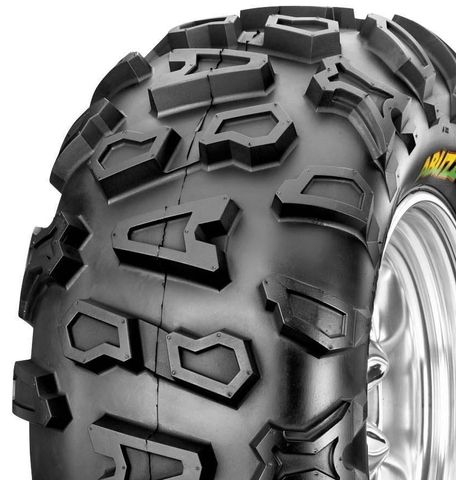 25/10-12 6PR TL CST CU02 Abuzz Utility Grip Rear ATV Tyre - **OE CF Moto**