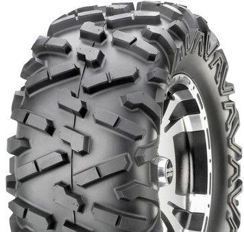 25/10-12 6PR Maxxis MU10 Bighorn Utility Grip ATV Tyre - **OE Yamaha**