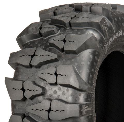 25/8-12 6PR TL OTR Tomahawk ATV Tyre - 775kg Load Rating
