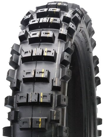 100/100-18 6PR TT Deestone D991 Knobbly Motorcycle Tyre