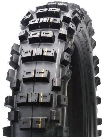 90/100-14 6PR TT Deestone D991 Knobby Motorcycle Tyre