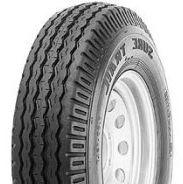 530-12 4PR TL Carlisle Sure Trail Highway Trailer Tyre