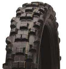 90/90-21 6PR Deestone D992 Knobby Front Motorcycle Tyre (repl. 80/100-21)